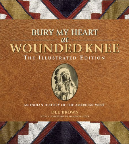 Book cover for Bury My Heart at Wounded Knee