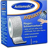Actiomedic® AQUATIC Schnellverband 5 cm x 7 m Weiß selbsthaftend preisvergleich bei billige-tabletten.eu