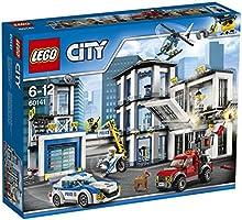 LEGO - 60141 - City - Jeu de construction  - Le Commissariat de Police