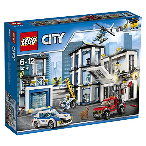 LEGO-60141-Police-Station-Building-Toy