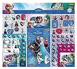 Sammelsticker Disney Frozen Megaset, Sammelalbum mit Zubehör