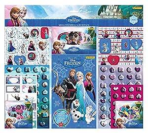 Top Media 069686Pegatinas coleccionables (Disney Frozen Mega Set, álbum de Fotos