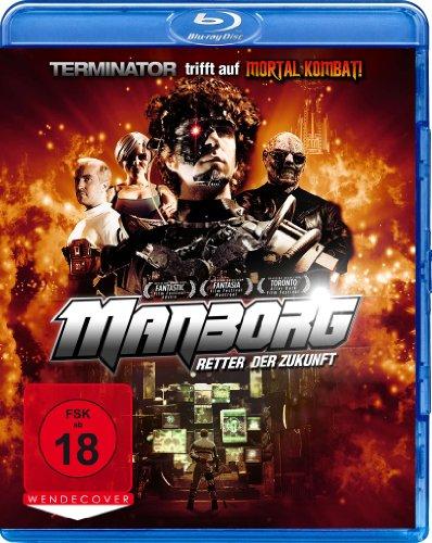 Manborg - Retter der Zukunft [Blu-ray] Preisvergleich