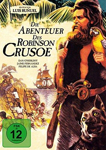 Preisvergleich Produktbild Die Abenteuer des Robinson Crusoe (Luis Buñuel)