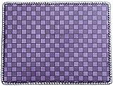 Armor' Radiation Shielding Laptop Pad - Bishop's Purple, Large
