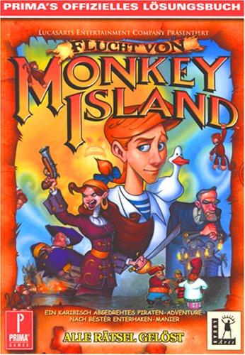 Flucht von Monkey Island - Lösungsbuch