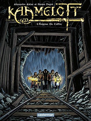 Kaamelott, Tome 3 : L'Enigme Du Coffre par Alexandre Astier