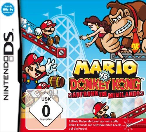 Mario vs. Donkey Kong: Aufruhr im Miniland! (Ds Spiel Super Mario Bros)