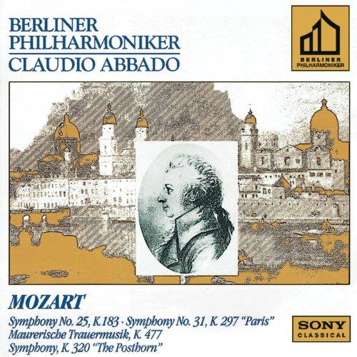 Mozart: Symphonies Nos. 31 & 25 & Maurerische Trauermusik & Posthorn Symphony