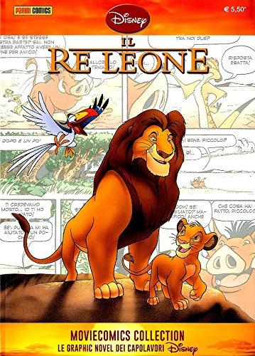 DISNEY MOVIECOMICS COLLECTION N.3 - IL RE LEONE