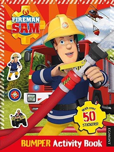 Fireman Sam: Bumper Activity Book (Bumper Book)