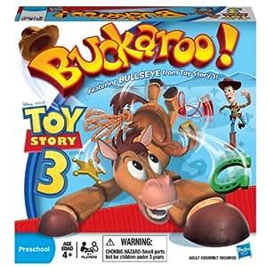 Toy Story 3 Bullseye Buckaroo Game