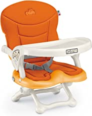 Cam Adjustable & Foldable Baby Chair-Orange