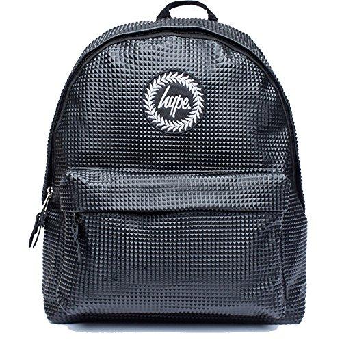 Hype Mochila Bolsas Mochila Mochila Escolar, | | más de 40variedades | nuevos estilos constantemente añadido | Premium Speckle & impreso negro Deadline 42