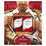 Best Old Spice spray per il corpo - Old Spice, set regalo Original con lozione dopobarba Review