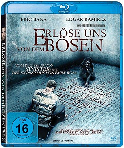 Erlöse uns von dem Bösen [Blu-ray]