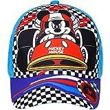 Disney Mickey Mouse Baseball Cap für Kinder, Art. 4593, blau, Gr. 54