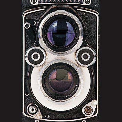 Apple iPhone SE Case Skin Sticker aus Vinyl-Folie Aufkleber Kamera Fotografie Retro DesignSkins® glänzend