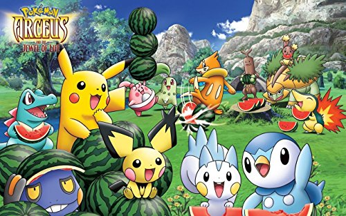 Anime pokemon pixel collections messi images Wall Poster Paper Print Wall Poster Print on Art Paper 13x19 Inches  available at amazon for Rs.210