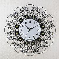 ACCURATE Ferro battuto orologio da parete camera