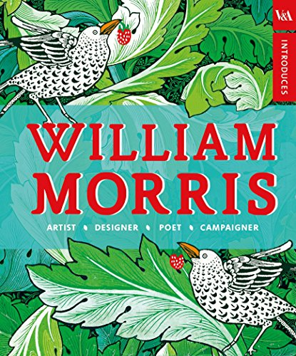 Va introduces william morris william morris 014138722x an accessible and exciting approach to william morris a true art and design hero the beautifully designed book will look at william morris as an artist solutioingenieria Choice Image