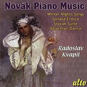Novak: Piano Music