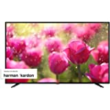 SHARP LC-40UI7352E 102 cm (40 Zoll) Fernseher (4K Ultra HD Smart LED TV, Harman/Kardon Soundsystem, 3 HDMI Anschlüsse)