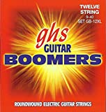 GHS Boomers 12-String Electric Guitar SetsExtra Light 09-40