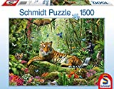 Schmidt Tiger (1500 Pieces)