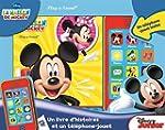 La maison de Mickey : Un livre et un...