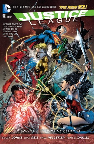 Justice League Volume 3 (The New 52)