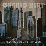 Live at Wcbn,Boston 1972