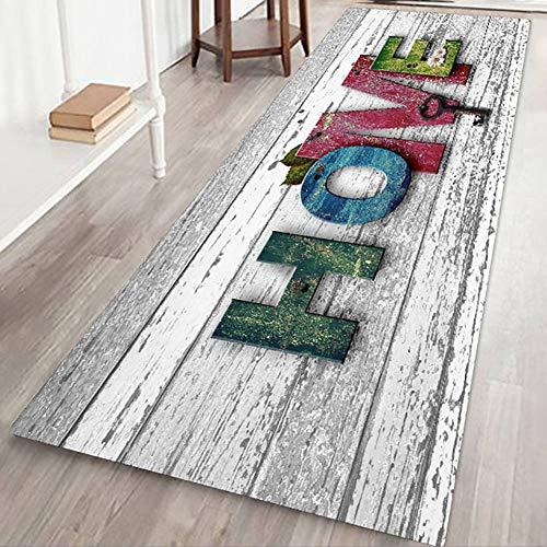 eppich Anti Rutsch Unterlage Teppich Wohnzimmer Kurzflor Fußmatte Innenbereich Lustig Waschbar ()