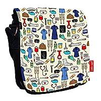 Selina-Jayne Nurse Limited Edition Designer Small Cross Body Shoulder Bag