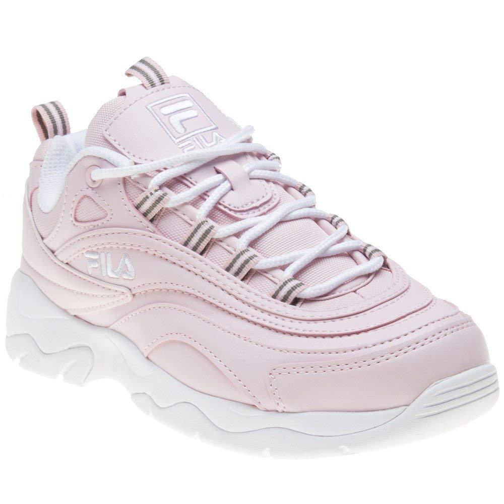 Fila Ray Mädchen Sneaker Weiß