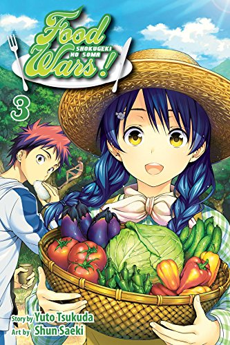FOOD WARS SHOKUGEKI NO SOMA GN VOL 03
