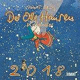 Der olle Hansen - Kalender 2018 - DuMont-Verlag - Broschurkalender mit Platz zum Eintragen - 30 cm x 30 cm (offen 30 cm x 60 cm)