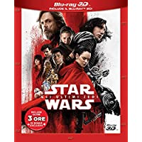 Star Wars: Gli Ultimi Jedi (3 Blu-Ray 3D + 2D);Star Wars - The Last Jedi