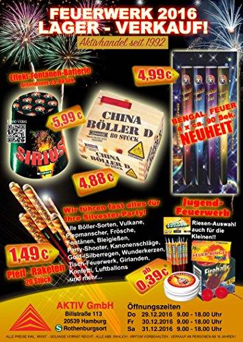 "Ganzjahresfeuerwerk ,,Magic Spinball"" 15 Stück thumbnail"