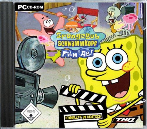 SpongeBob Schwammkopf - Film ab! [Software Pyramide] (Pc Film Spongebob)