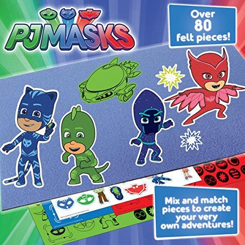 PJ Masks 06746Fantastische Filz -