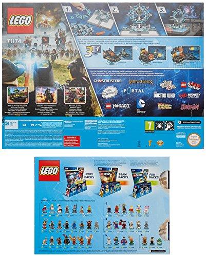 LEGO Dimensions – Starter Pack – [Wii U] - 9