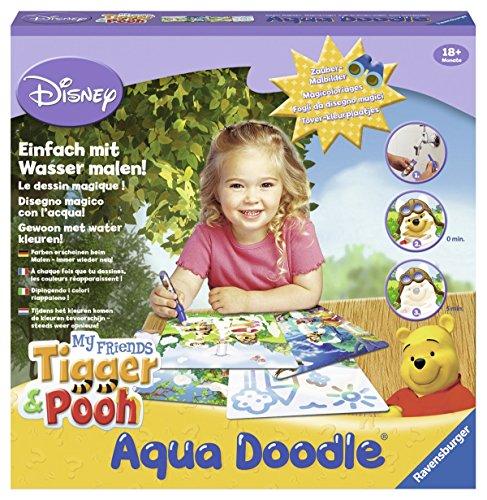 Ravensburger - 04494 8 - Dessiner des Images - Aqua Doodle Winnie l'ourson