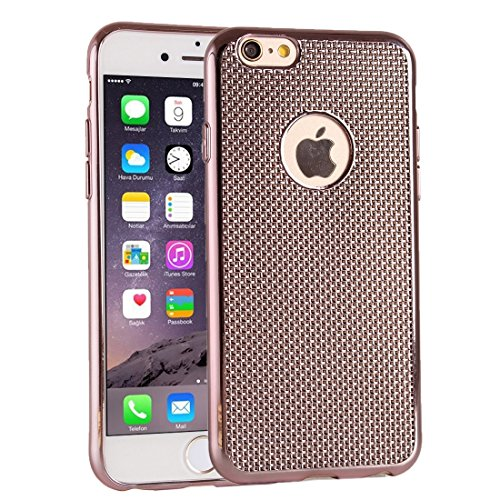 Pour iPhone 6 Plus / 6s Plus, Housse de Protection TPU YAN ( Color : Pink ) Pink