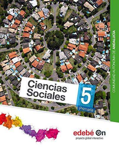 CIENCIAS SOCIALES 5 - 9788468324098