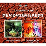 Demons & Wizards: Demons & Wizards/Touched by the crimson king (Audio CD)