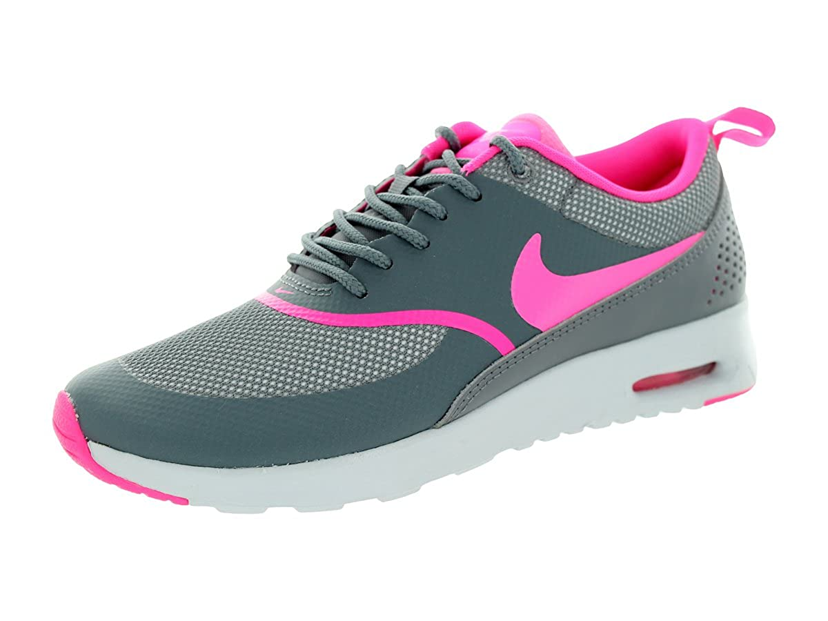 nike air max thea femme grise et rose