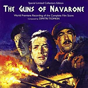 Guns of Navarone Ltd Collectors Edition