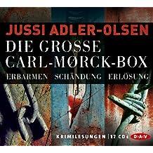 Die große Carl-Mørck-Box von Adler-Olsen. Jussi (2013) Audio CD