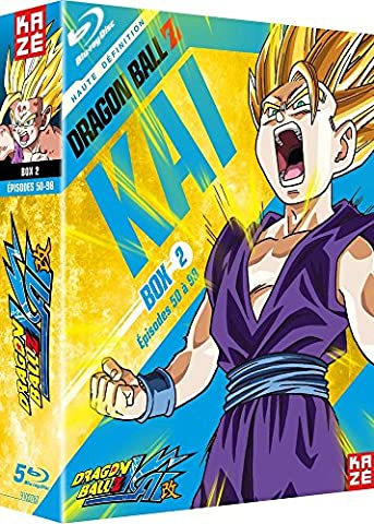 Dragon Ball Box - Dragon Ball Z Kai - Box 2/4